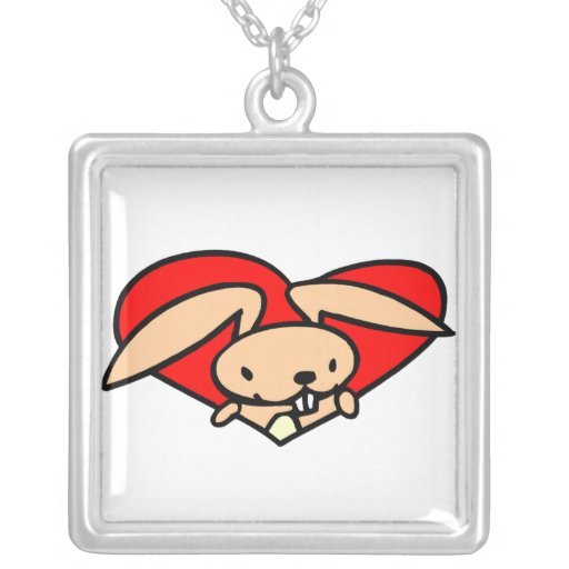 Rabbit Lover Necklace