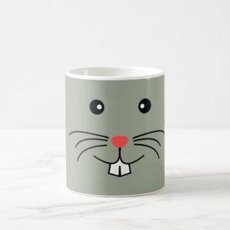 Rabbit Loving Coffee Mug