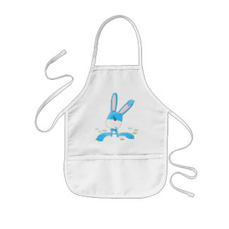 Rabbit Lui Kids' Apron