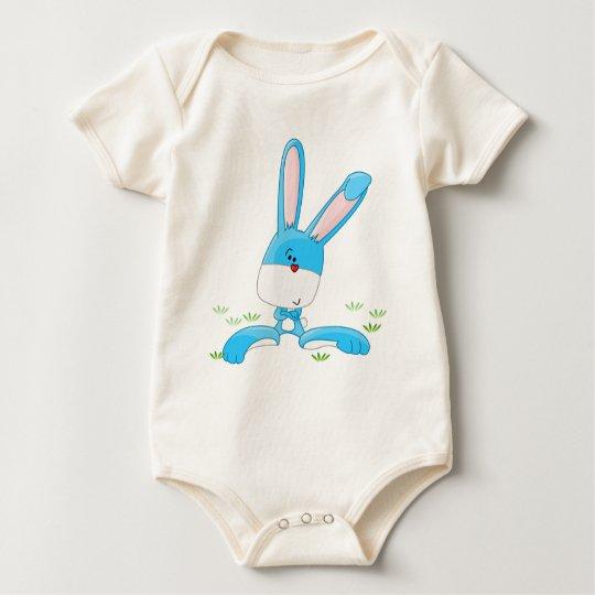 Rabbit Lui Baby Bodysuit