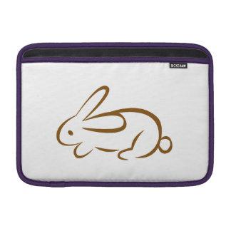 rabbit MacBook air sleeve