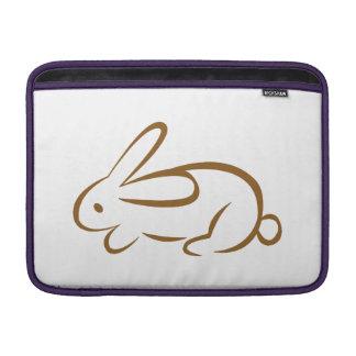 rabbit MacBook air sleeves