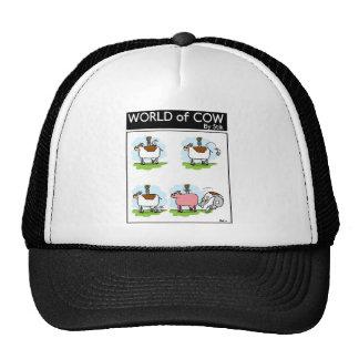 Rabbit Magic Trucker Hat