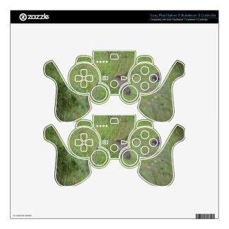 Rabbit Meadow PS3 Controller Skin