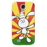 Rabbit Mochi Balance! Galaxy S4 Case