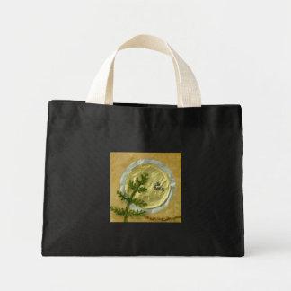 "Rabbit Moon ""O-Tsukimi"" - Collage Bags"