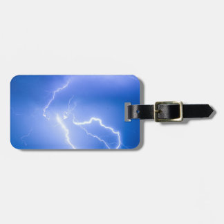 Rabbit Mountain Area Lightning Strikes Boulder Cou Luggage Tag