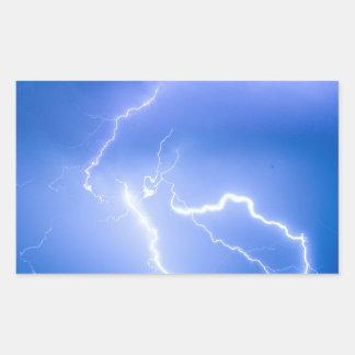 Rabbit Mountain Area Lightning Strikes Boulder Cou Stickers