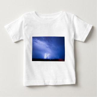 Rabbit Mountain Lightning Strikes Boulder County Baby T-Shirt