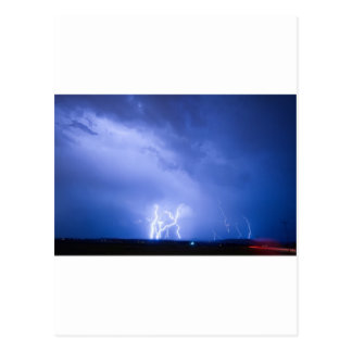 Rabbit Mountain Lightning Strikes Boulder County Post Cards