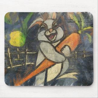 Rabbit Mouse Pad