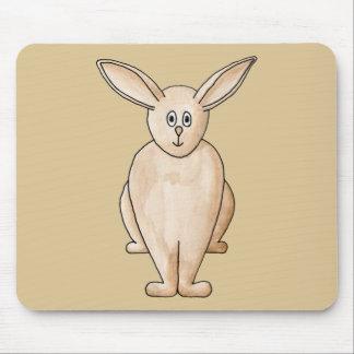 Rabbit. Mouse Pad