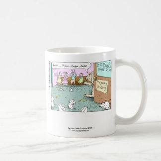 Rabbit OBGYNs Funny Coffee Mug