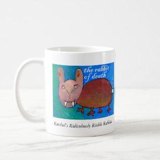 Rabbit of Death [mug] Coffee Mug