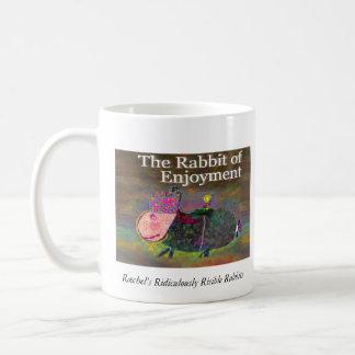 Rabbit of Enjoyment [mug] Coffee Mug