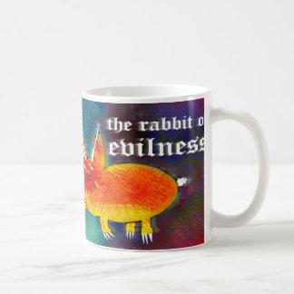 Rabbit of Evilness [mug] Classic White Coffee Mug