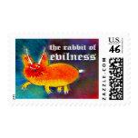 Rabbit of Evilness [postage]