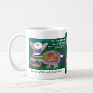 Rabbit of Naughtiness [mug] Coffee Mug
