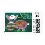 Rabbit of Naughtiness [postage] Postage Stamps
