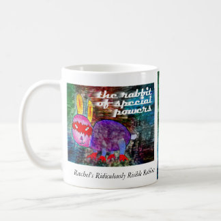 Rabbit of Special Powers [mug] Coffee Mug