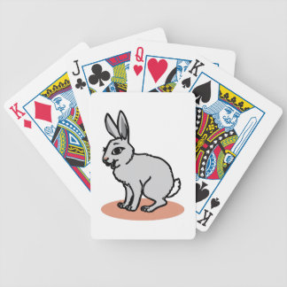 Rabbit Deck Of Cards