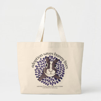 Rabbit Rescue Tote Bag