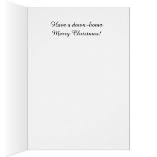 Rabbit Road Christmas TEET holiday card