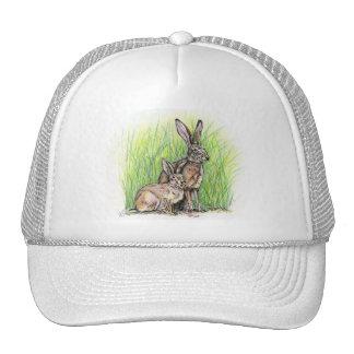 Rabbit Royalty Trucker Hat