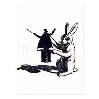 Rabbit s Revenge Post Card