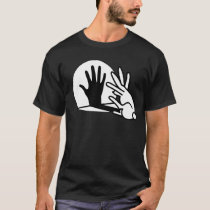 Rabbit Shadow Puppet T-Shirt