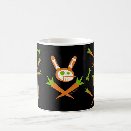Rabbit Skull Mug