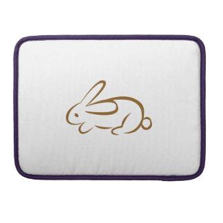 rabbit sleeve for MacBook pro