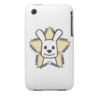 Rabbit Star iPhone 3 Covers