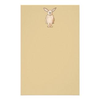 Rabbit. Custom Stationery