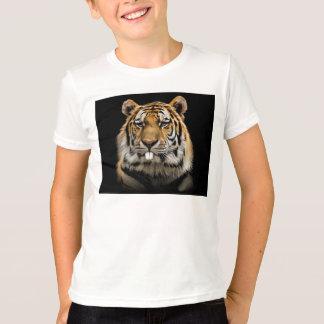 Rabbit tiger - tiger face - tiger head T-Shirt