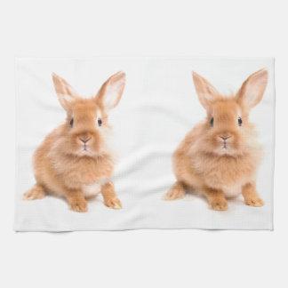 Rabbit Towel