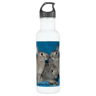 Rabbit Trio Water Bottle
