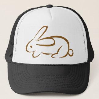 rabbit trucker hat