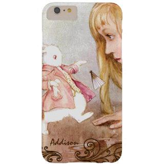 Rabbit Vintage Alice In Wonderland iPhone 6 Plus iPhone 6 Plus Case