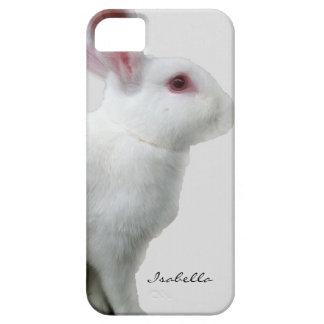 Rabbit White iPhone 5 Case