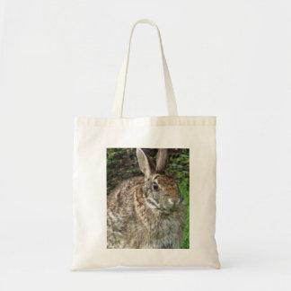 Rabbit Wildlife Tote Bag