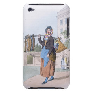 Rabbit Woman, from 'Costume of Great Britain', pub Case-Mate iPod Touch Case