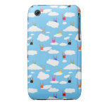 Rabbits and Rectangles for iPhone 3G/3GS iPhone 3 Cover