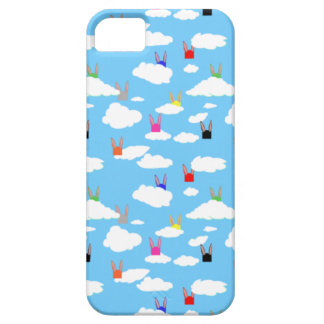 Rabbits and Rectangles Iphone 5 Case