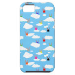 Rabbits and Rectangles iPhone Case iPhone 5 Cover