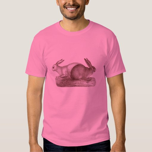 Rabbits / Bunnies T-Shirt - for Men or Women