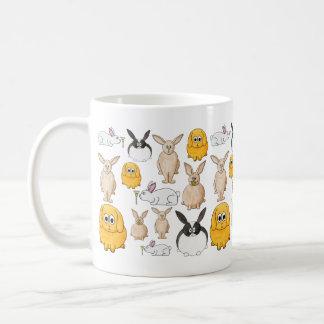 Rabbits. Coffee Mug