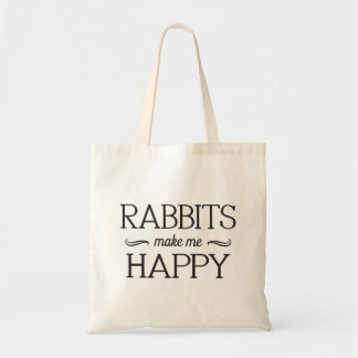 Rabbits Happy Bag - Assorted Styles & Colors