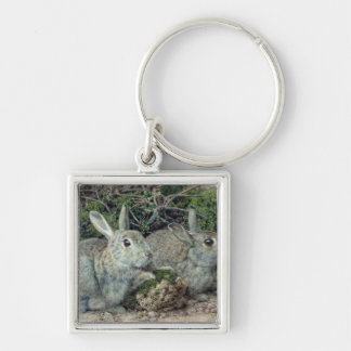 Rabbits Keychain
