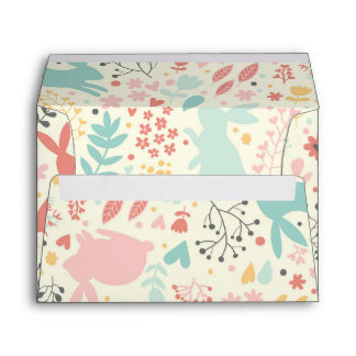 rabbits,nature,spring colours,easter,hipster,good envelope
